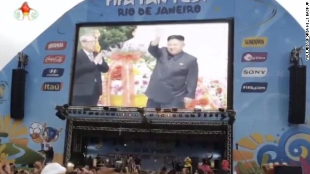 Un video falso muestra cómo Corea del Norte vence a sus rivales en Brasil 2014