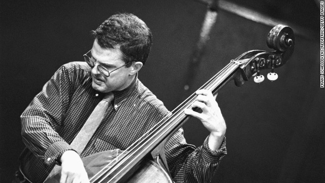 Grammy-winning jazz bassist<a href='http://www.cnn.com/2014/07/13/showbiz/charlie-haden-obit/index.html' target='_blank'> Charlie Haden</a>, whose music career spanned seven decades and several genres, died July 11, according to his publicist. He was 76.