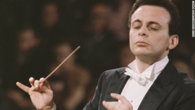 Renowned conductor <a href='http://www.cnn.com/2014/07/13/showbiz/maestro-lorin-maazel-obit/index.html' target='_blank'>Lorin Maazel</a> died from complications of pneumonia on July 13, according to his family. He was 84.