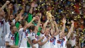 Germany crowned world champions