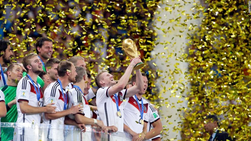 6. Una Alemania victoriosa