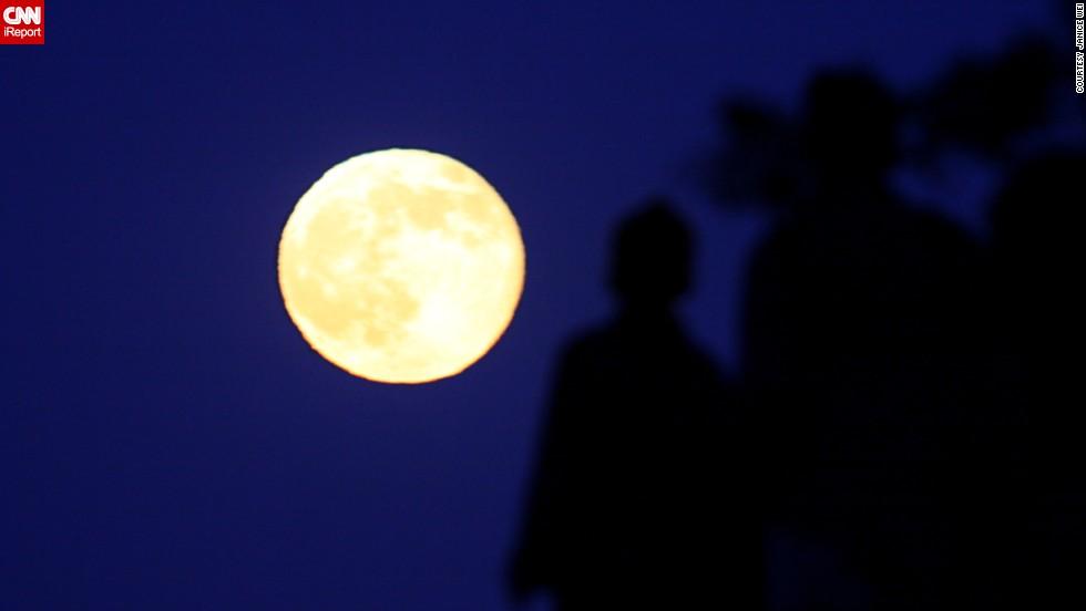 Las superlunas del verano
