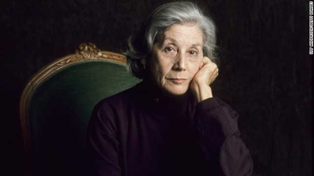 Nadine Gordimer, a South African author who won the Nobel Prize in Literature in 1991, <a href='http://www.cnn.com/2014/07/14/world/africa/obit-nadine-gordimer/index.html' target='_blank'>died on Sunday, July 13</a>, according to her family. She was 90.