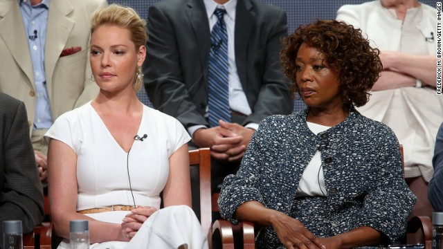 Katherine Heigl: I was never intentionally 'difficult'