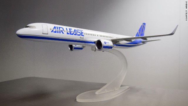 Airbus' new wide-body planes will compete with Boeing's Dreamliner 787.