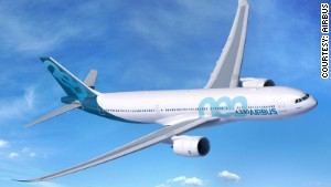 Airbus unveils revamped A330 airliner