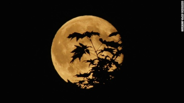 The supermoon this weekend was the best one iReporter <a href='http://ireport.cnn.com/docs/DOC-1152414'>Vijay Pandrangi</a> has ever seen. The software engineer from Bothell, Washington, says he can't wait to see the supermoon again on August 10.