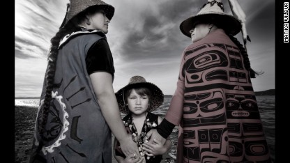 Native tribes cataloged in photos