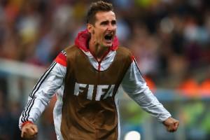 21. Miroslav Klose
