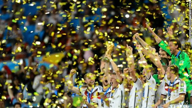 ¿Cuánto sabes sobre el Mundial 2014?