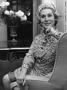 Estee Lauder was born Josephine Esther Mentzer in Queens, New York, in 1906. After graduating from high school, she started working with her uncle, a chemist, producing face creams and other beauty products, and in 1946, founded what was to become one of the renowned cosmetic empires in the world.