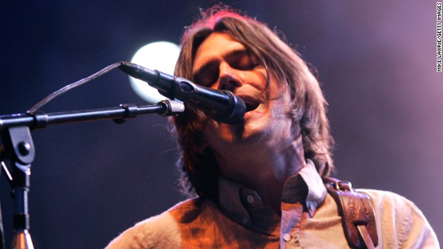 Conor Oberst, pictured in 2011, filed a defamation lawsuit against Joan Faircloth in February.