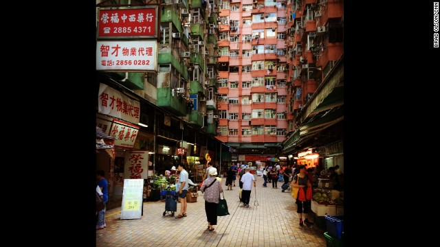 "HONG KONG: ""Tenement courtyard...This is really old style Hong Kong. It is also a location used in the 'Transformer' movie."" - CNN's Brad Olson, July 15. Follow Brad (<a href='http://instagram.com/cnnbrad' target='_blank'>@cnnbrad</a>) and other CNNers along on Instagram at <a href='http://instagram.com/cnn' target='_blank'>instagram.com/cnn</a>."