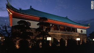 The Okura Shukokan Museum -- currently closed for renovations -- is located in front of the hotel\'s main building.