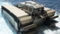 Marines test beach assault vehicle