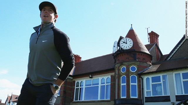 "McIlroy's best performance at The British Open to date was his third place at St Andrew's in 2010. He led after the first day but shot 80 the next to sink down the leaderboard. ""It was my first time leading a major after the first round and I didn't really handle it that well,"" he said."