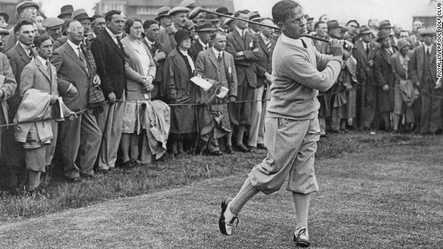 The American was already a superstar, with nine major titles to his name before his UK trip. But he would write his name into golfing folklore with his achievements that year, accomplishing a feat that has never been matched.