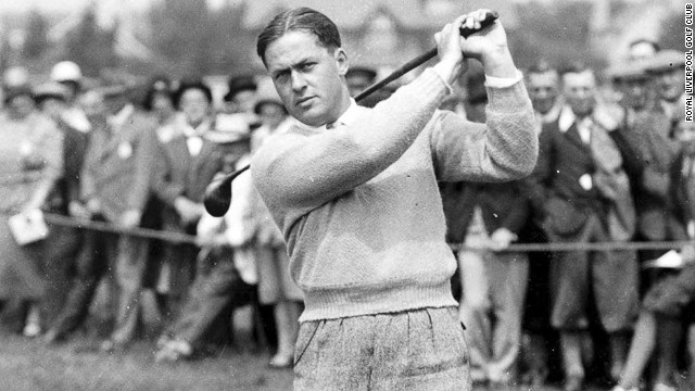"Jones had won the British Amateur at St. Andrew's the week before he arrived at Hoylake. Though he had the air of a confident man, according to Hoylake historian Joe Pinnington he was racked with nerves: ""Jones hardly ate, he had a bit of toast and maybe a whiskey and water at the end of the day. He was in a right old ragged state."""
