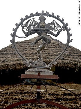 Terrified to do a headstand? Shiva, the patron god of strength, has got your (spiritual) back.