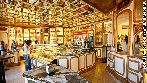 Europe's oldest pastry shops