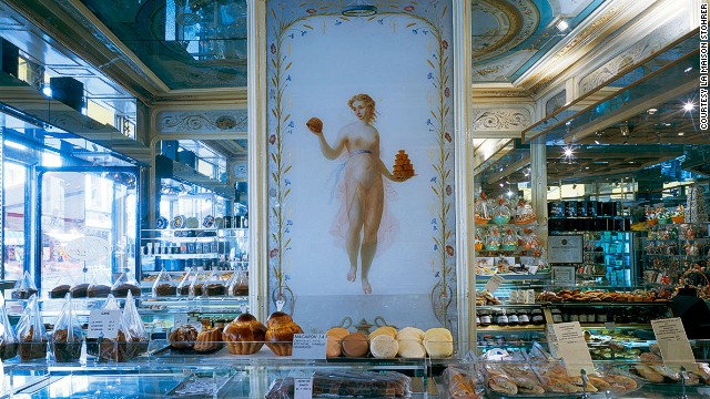 Another royalty-linked pastry purveyor, La Maison Stohrer was founded in Paris in 1730 by a Polish chef who once cooked for the wife of Louis XV.