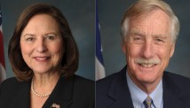Sen. Deb Fischer and Sen. Angus King