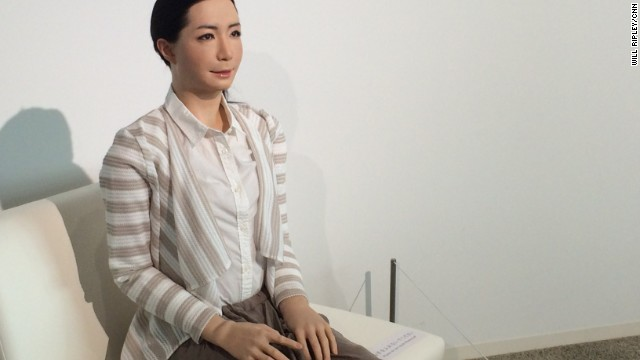 Robot revolution sweeps Japan