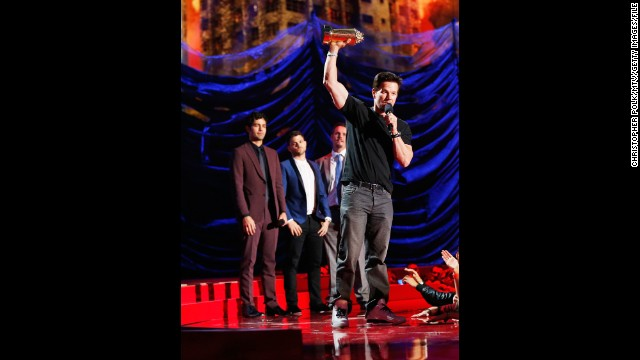 "<strong>Best:</strong> When Mark Wahlberg accepted the MTV Movie Awards' Generation trophy, he said what everyone who remembers him as Marky Mark probably was thinking: what the award <i>really </i>means is we're all way too old for MTV. It was a moment that perfectly captured how members of a certain generation are feeling in 2014, as Wahlberg gets such awards and ""Ghostbusters""<a href='http://www.cnn.com/2014/06/08/showbiz/gallery/ghostbusters-where-are-they-now/'> has its 30th anniversary</a>."