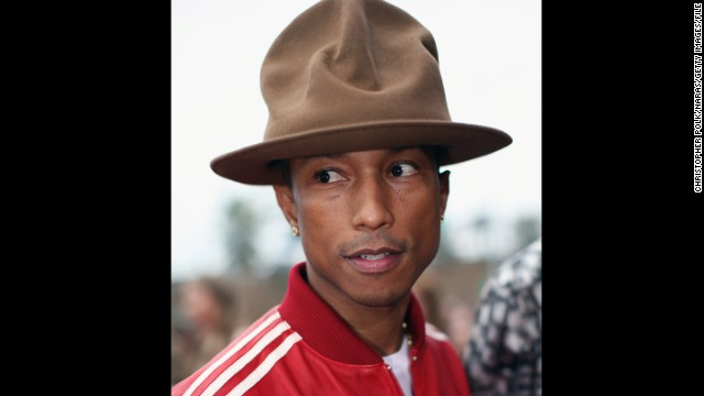 """<strong>Best:</strong> The guiding light for sartorial iconoclasts everywhere, Pharrell Williams proved in 2014 he doesn't give a fig what you think about his fashion. Why should he? He makes pretty much every song you want to dance to. He even made you """"Happy."""" So if he feels like wearing Smokey the Bear's hat, he will. Also? He can wear <a href='http://nymag.com/thecut/2014/06/pharrell-continues-his-fashion-reign-of-terror.html' target='_blank'>Uggs to the BET Awards</a> and <a href='http://fashionista.com/2014/03/pharrell-williams-tuxedo-shorts-westwood-hat-academy-awards' target='_blank'>short pants to the Oscars.</a> Because he is Pharrell, and you will deal with it."""