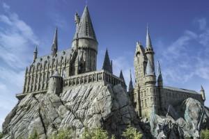 Hogwarts en todo su esplendor