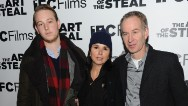 The 27-year-old son of tennis great John McEnroe and Academy Award-winning actress Tatum O'Neal was arrested on drug charges in Manhattan late Tuesday, police said.