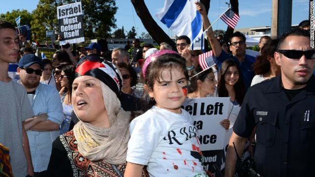 Israel palestine conflict essay