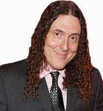 'Weird Al' Yankovic hits No. 1 on the charts