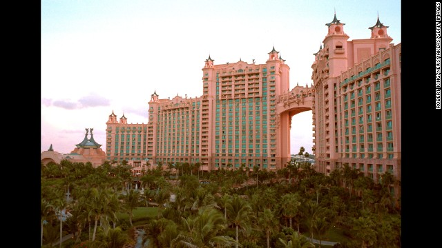 At The Atlantis in the Bahamas, off-season rates are a fraction of peak season prices. Hurricane season is always a gamble, but sunshine and bargain-basement rates often pan out.