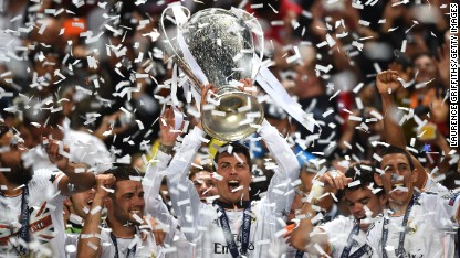 Football: Can Real end Cup jinx?