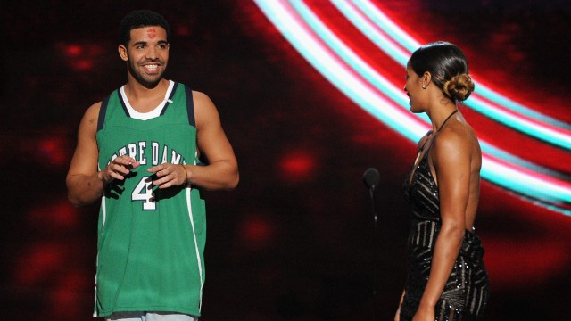 Drake Skylar Diggins ESPYs