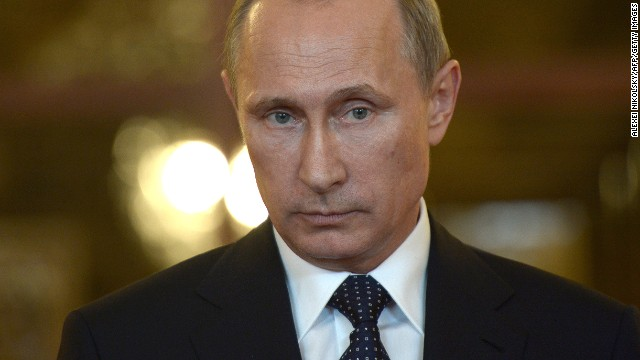 Putin 'getting more isolated internationally'