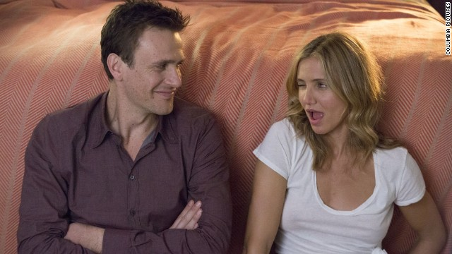 Jason Segel and Cameron Diaz star in the raunchy comedy