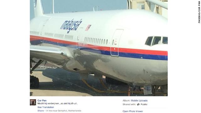"""Pasajero 'predice' desaparición del avión: """"¡Por si desaparece, así es como se ve!"""""""