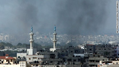 U.N.: Israel airstrike hit shelter in Gaza
