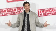 For most of the day, Jason Biggs wasn't letting the Twitterverse judge whether his sarcastic quip about the Malaysian Airlines Flight 17 crash was funny.