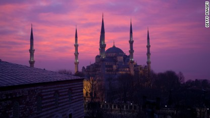 A love affair with Istanbul