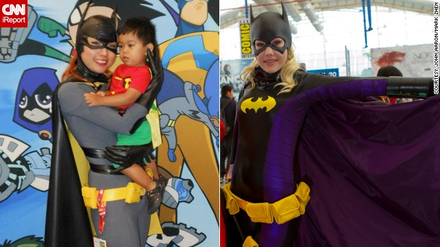Batgirl's costume continues to inspire cosplayers (and look for takes on her <a href='http://io9.com/batgirls-new-uniform-may-be-the-best-damn-superheroine-1603247249' target='_blank'>new costume </a>this year). Which version is your favorite?