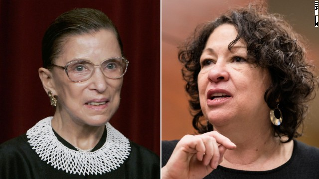 Clinton White House viewed Ginsburg, Sotomayor with skepticism
