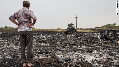 Ukraine: 'Russia officer downed MH17'