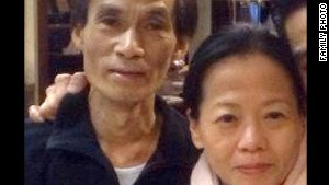 Shun Poh Fan and Jenny Loh