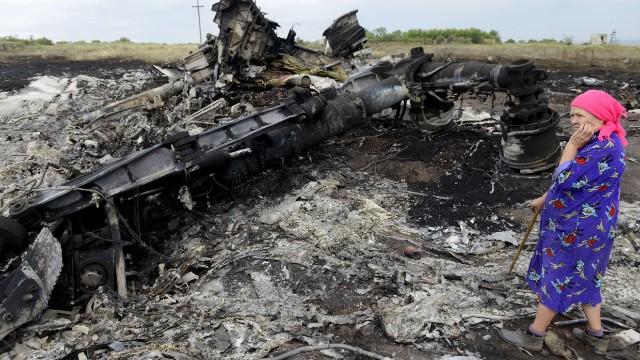 ¿El avión de Malaysia Airlines debió volar sobre territorio ucraniano?