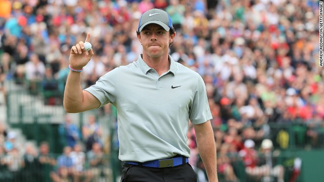Rory McIlroy extended his lead to six shots on Saturday. The Northern Irishman shot a four-under par 68 to finish on 16-under par with 18 holes remaining.