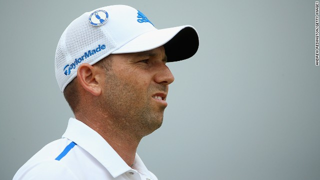 Sergio Garcia is also in contention again at the Open Championship but may have too much to do on Sunday. The Spaniard's third round 69 leaves him on nine-under par.