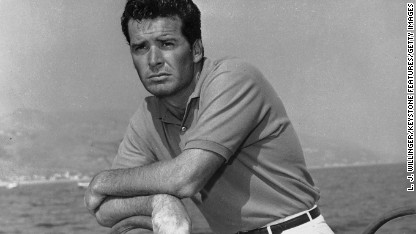 Famed actor James Garner